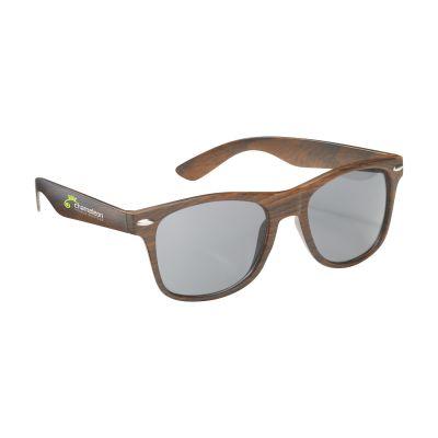 Sluneční brýle WOOD s potiskem