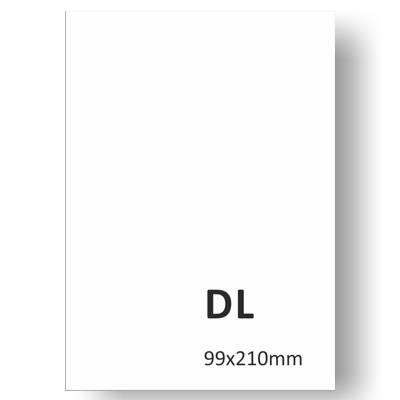 Levný ofsetový tisk letáků DL