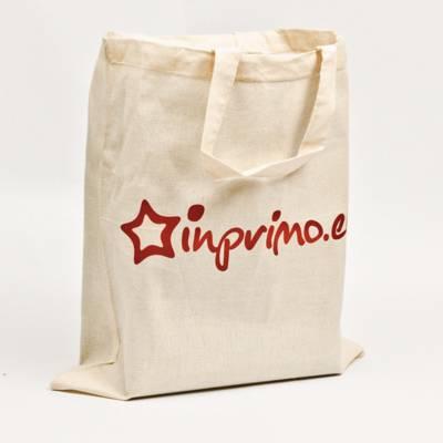 100% bavlněná taška s krátkým uchem a Vaší grafikou