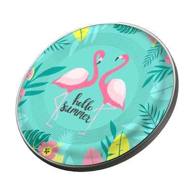 Plážová hračka frisbee s potiskem