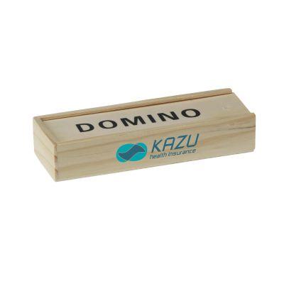 Společenská hra DOMINO jako dárkový předmět