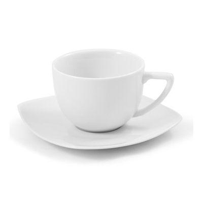 Hrníček na kávu s podšálkem TOSCANA