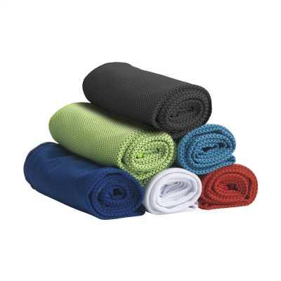 Chladící ručníky pro sportovce s potiskem