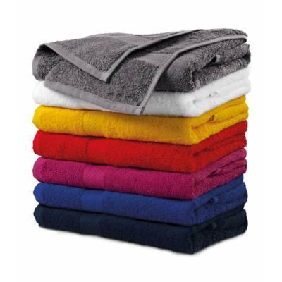 Hrubé forté ručníky s vlastní výšivkou