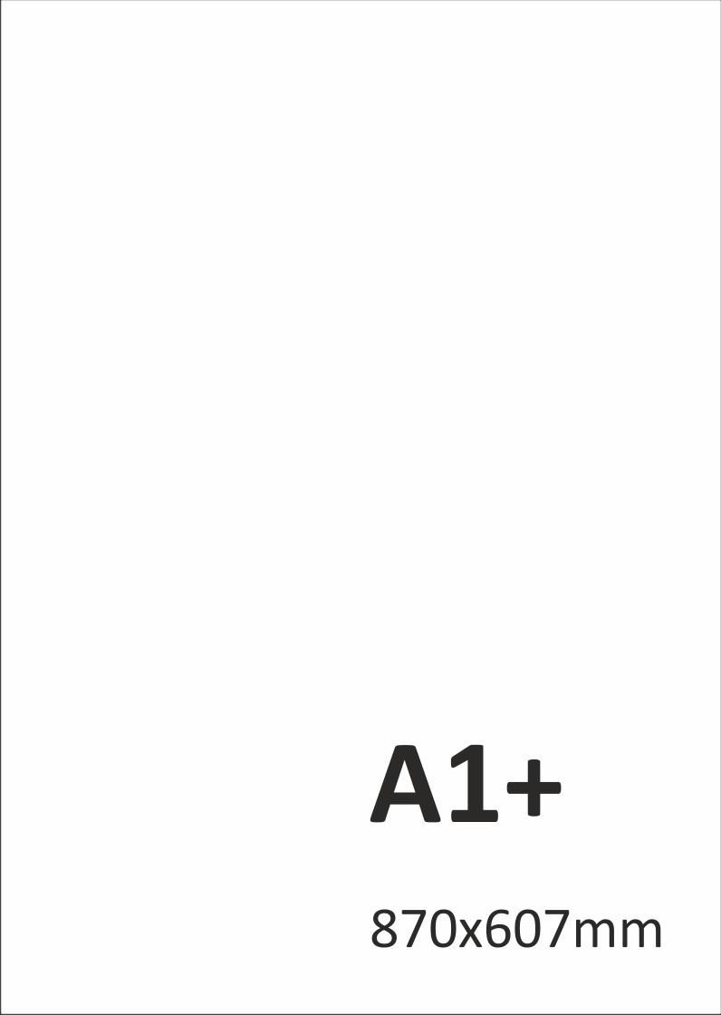 Levný tisk plakátů A1+