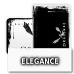 Tisk firemních karet ELEGANCE
