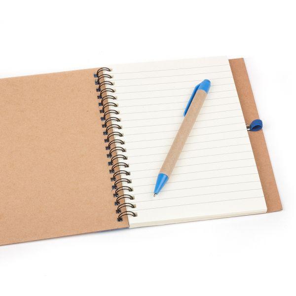 Notes EKO 3 s propiskou a potiskem