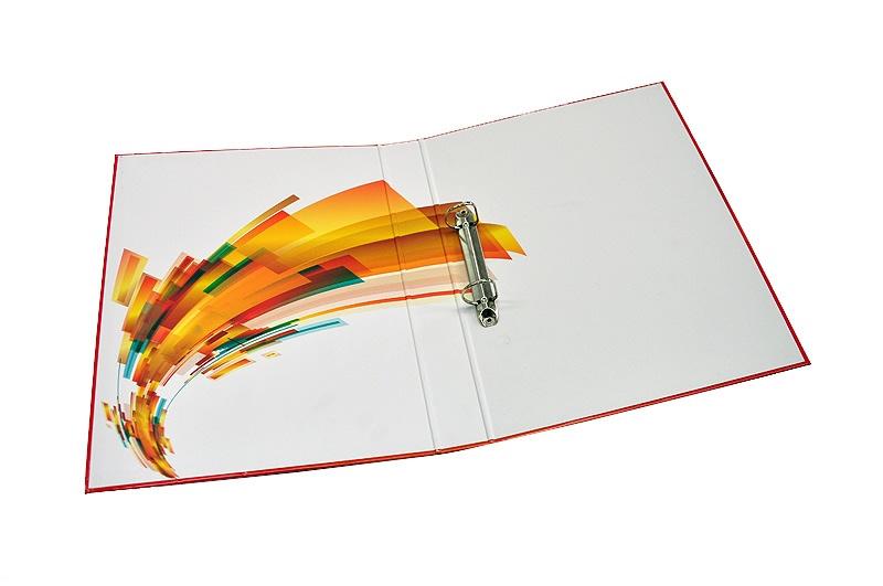 Výroba - tisk šanonů a pořadačů