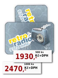 Tisk plastové kreditní karty - 0,7 mm