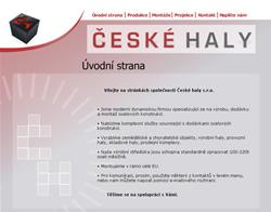 České haly s.r.o.