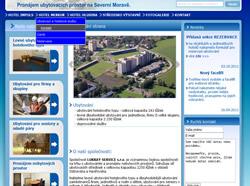 LUKRAY - hotel Merkuk, Impuls Havířov - webové stránky
