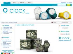 O clock - hodinky
