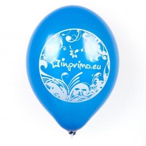 Nafukovací balónky s vlastním potiskem