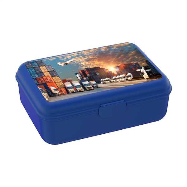 Obědová krabička DELUXE s vlastním potiskem