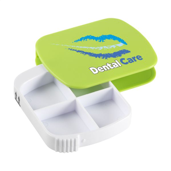Reklamní krabička na léky PILL s vlastním potiskem