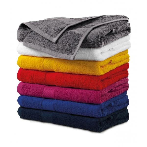 Ručníky s výšivkou, ručníky FULLPRINT s plnobarevným potiskem