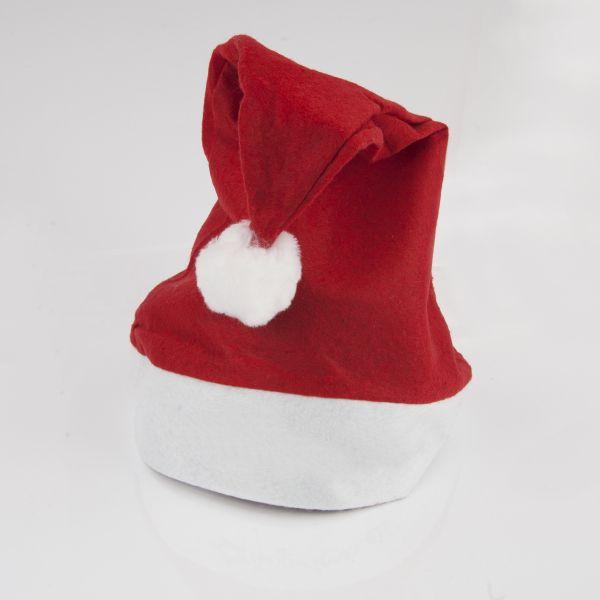 Vánoční čepice s potiskem