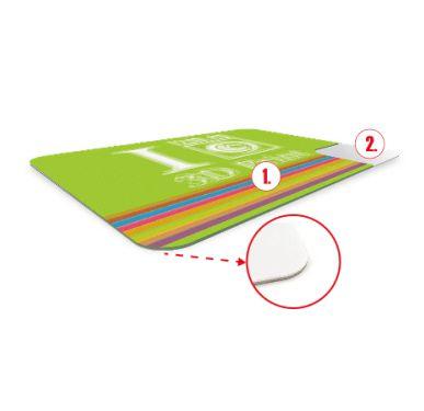 Podložky pod myš s lentikulární 3D fólií