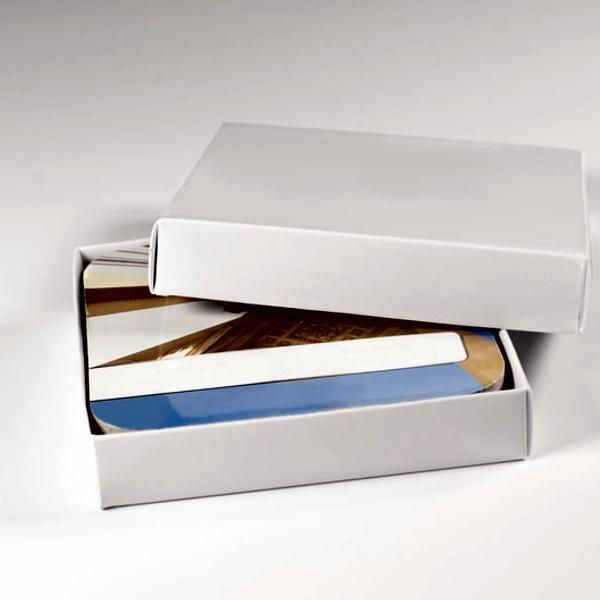 Podložky pod hrnek - balení v krabičce
