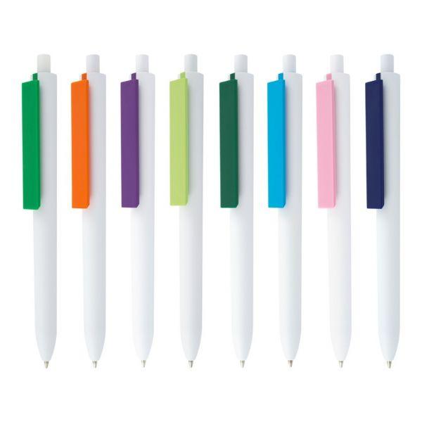 Propiska COMET - WHITE UV  s Vaším logem