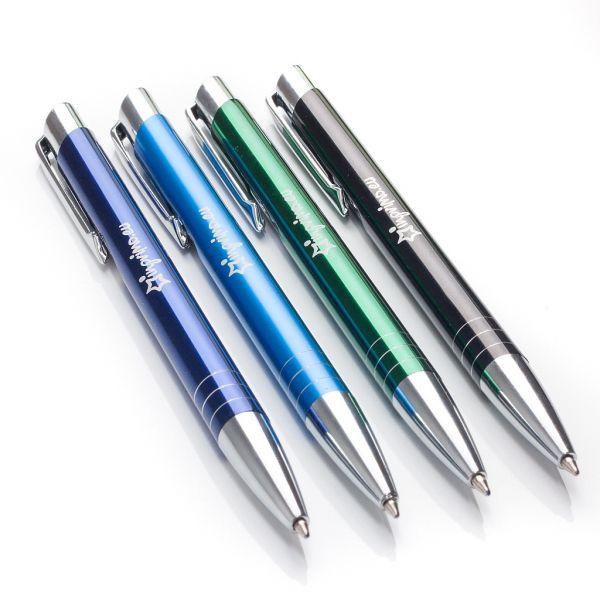 Kuličkové pero MANHATAN s Vaším logem