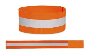 Reflexní polyesterové pásky na ruku