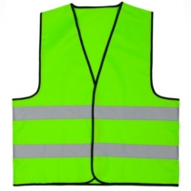 Reflexní vesty PREMIUM - barevné vesty s Vaším potiskem