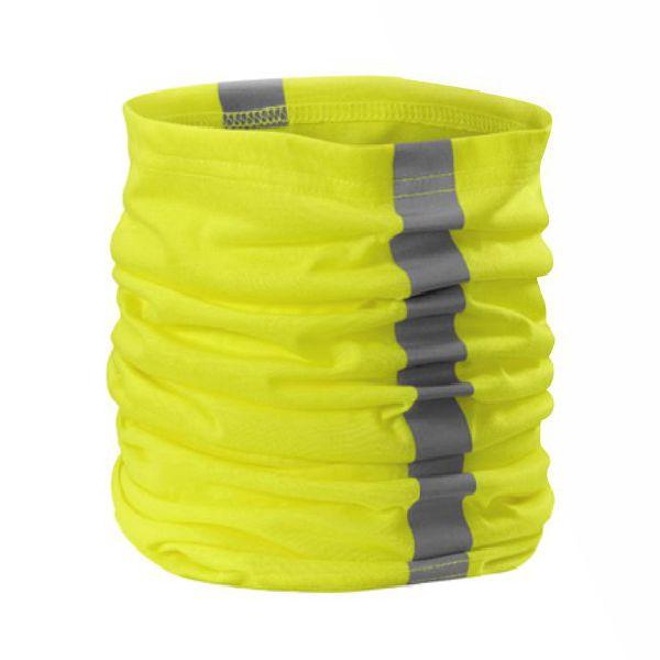 Multifunkční reflexní šátek SCARF - reflexní doplněk
