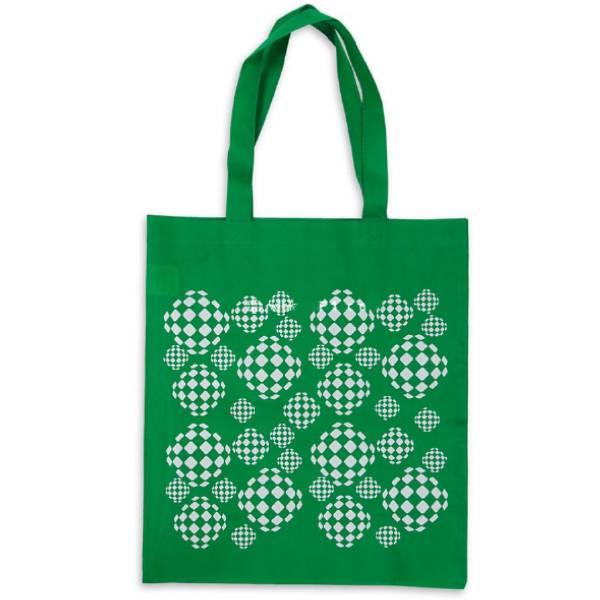 Reflexní nákupní taška - MALÁ