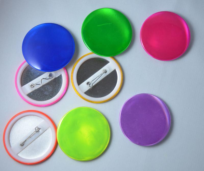 Reflexní placky - buttony