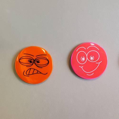 Reklamní placky, buttony s Vaším potiskem