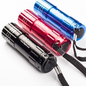 Svítilna LED s vlastním potiskem