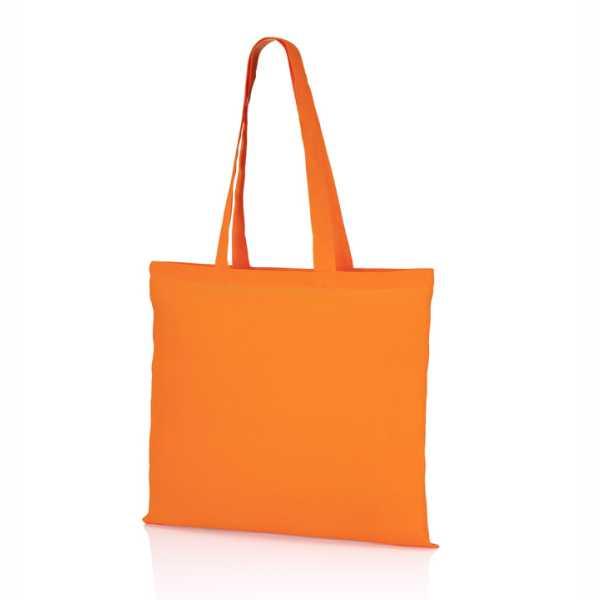 Bavlněná taška EKO BAG MAX COLOR s Vaším logem