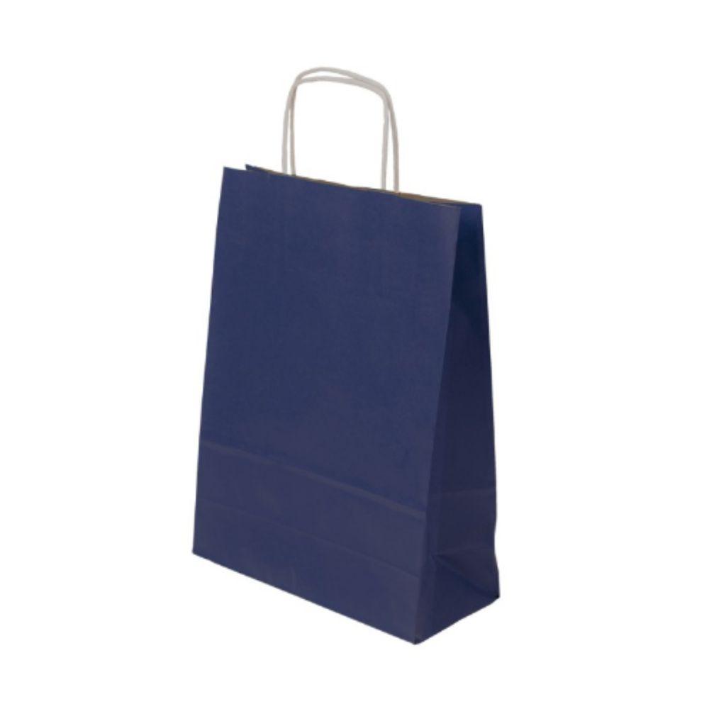 Papírová taška EKO - barevná