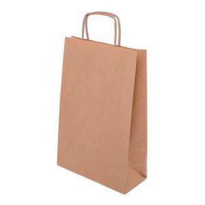 Papírová taška EKO - hnědá
