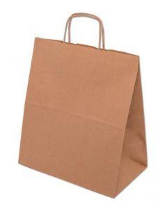 Papírové tašky EKO - hnědé