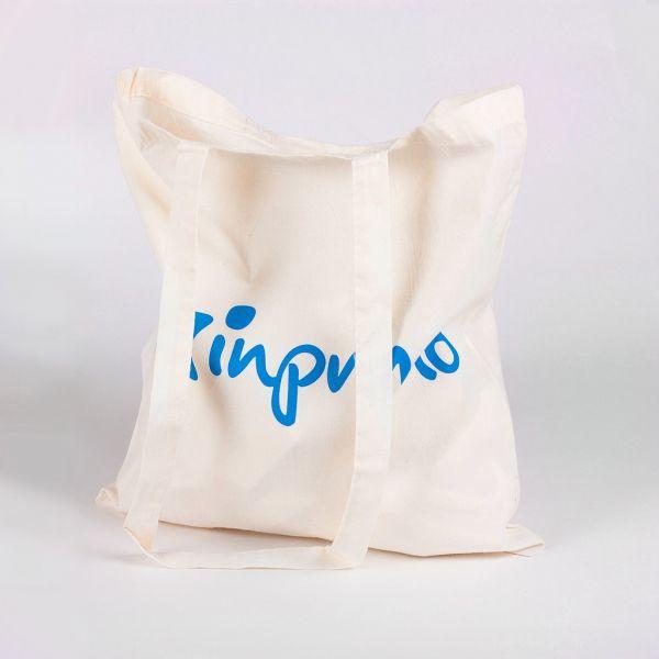 100% bavlněná taška s dlouhými uchy a Vaší grafikou