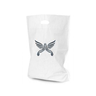 Igelitová taška s potiskem