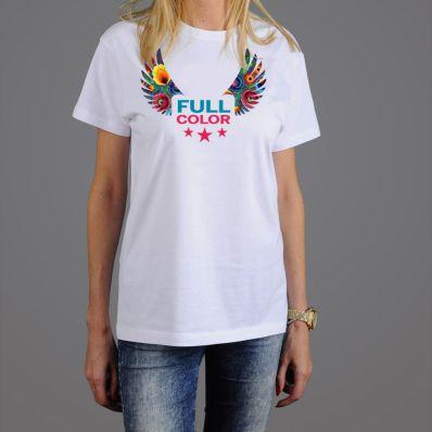 Tričko STANDARD (150g) fullcolor s plnobarevným potiskem