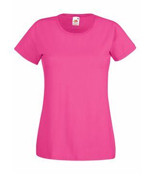 Reklamní tričko dámské s potiskem