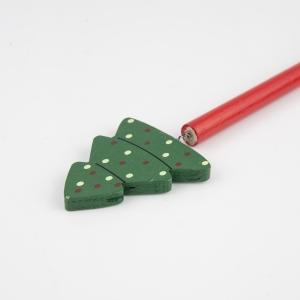 Ozdobná vánoční tužka s potiskem