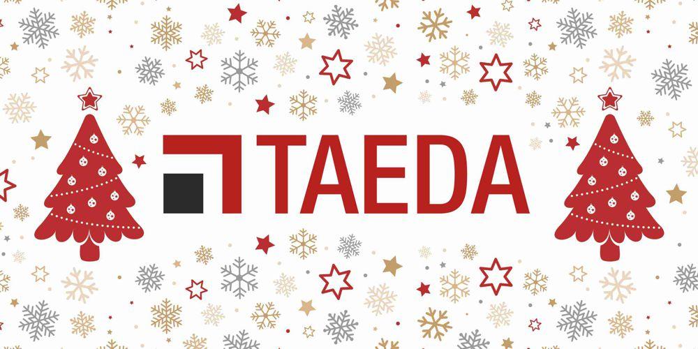 Vánoční reklamní a dárkové předměty TAEDA