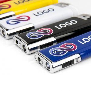 Zapalovač LED s plnobarevným UV potiskem