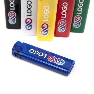 Zapalovač SOLID s plnobarevným UV potiskem