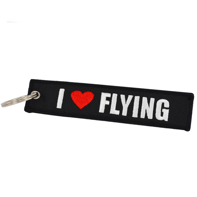 Reklamní lanyardy - REMOVE BEFORE FLIGHT