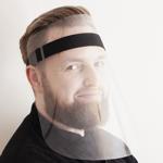 Ochranné celoobličejové štíty - masky